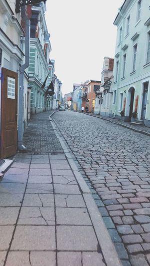 Old Town Tallinn Old Town Estonia