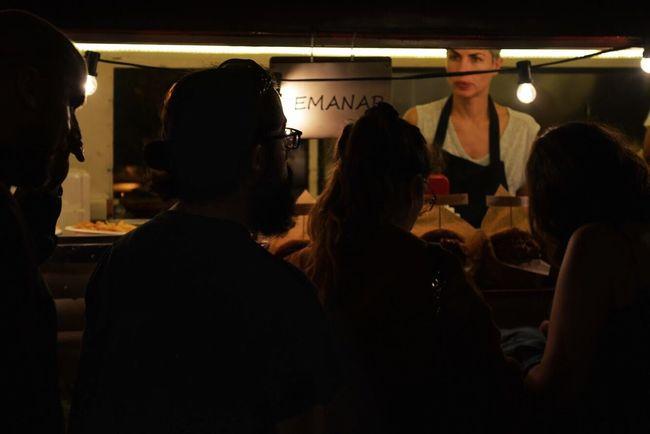 Barcelona Lamerce Foodtruck Arcdetriomf Vanvanbarcelona Vanvanmarket España Barça