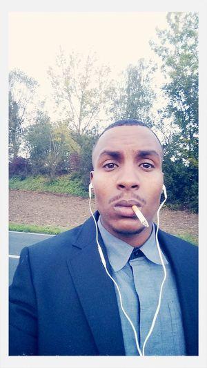 Smoking Fresh Nigga Onmyway First Eyeem Photo