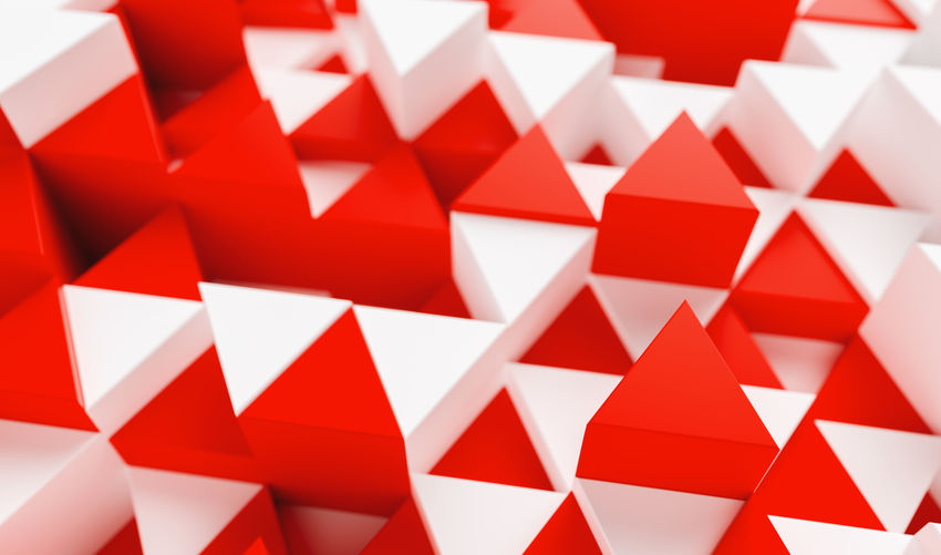 White and red background with triangles White Color Warning Wallpaper Wall - Building Feature Virtual Reality Triangular Triangle Shape Triangle Trendy Technology Surface Still Life Square Shape Row Repetition Red Realistic Polygon Play Pattern Party Octagon No People Network Neon Mosaic Modern Minimal Light Indoors  Honeycomb Hive Hi-tech Geometric Shape Geometric Gaming Gamer Futuristic Future Full Frame Fluorescent Event Entertainment Electric Effect Disco Digital Design Cyber Creativity Copy Space Concept Computing Computer Close-up Business Backgrounds Background Arts Culture And Entertainment Artificial Intelligence Art And Craft Art Abundance Abstract