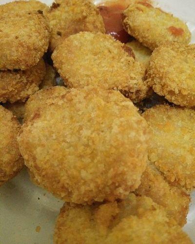 Chicken nugget Sonice Nugget Kuliner Makanan Chicken Friendchicken