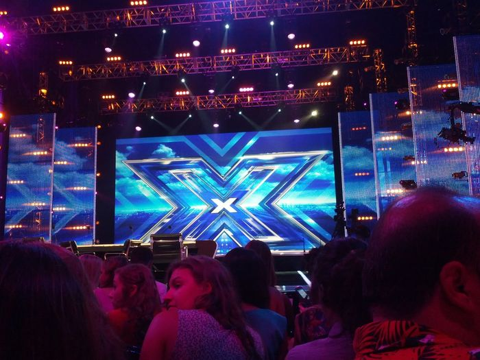 The X-Factor Season 3 Live Auditions!!! Amazing Audition Coliseum Xfactor