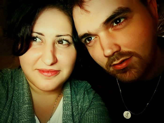 Portrait Two People Adults Only Young Adult Couple - Relationship Togetherness Love Happiness Luckyinlove