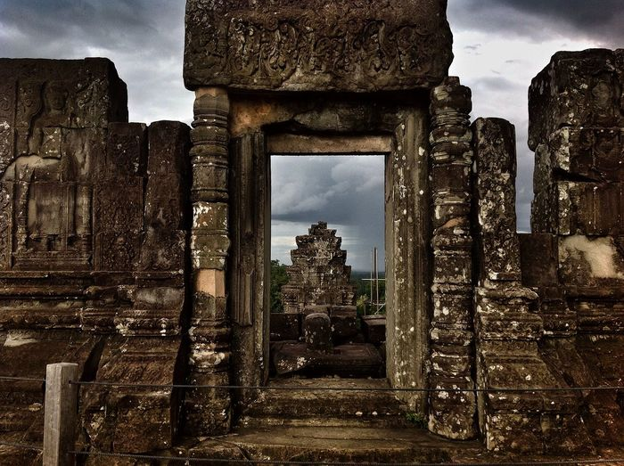 A gateway to the ancient world Phnombakheng Architecture Siemreap Khmer Ancient City Travel Photography Cambodia Travel Ancient Ruins Adventure at Siem Reap, Cambodia Neighborhood Map