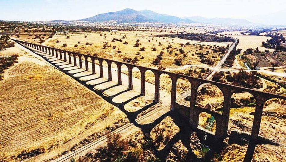 Acueducto Padre Tembleque Patrimoniodelahumanidad Arquitecturamexicana