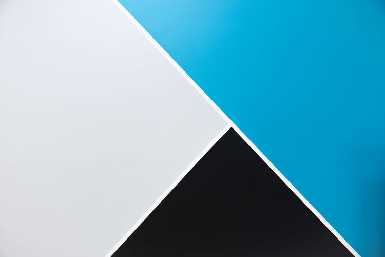Abstract (Blue)