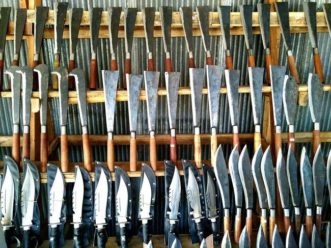 knifs Ninja Knife Knifes Sword Abundance Large Group Of Objects Full Frame No People Variation Arrangement Weapon