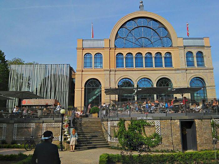 Nice... Cologne Flora Dankauguste Köln Cafe Bistro Restaurant