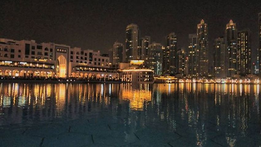 Downtown Dubai ;) Near the Dubai mall One of my good pics :) Photography HDR Water Lake Dubai Fountain LOL Follow4follow Followforfollow Ifollowback Ifollowbackinstantly Followmefollowback