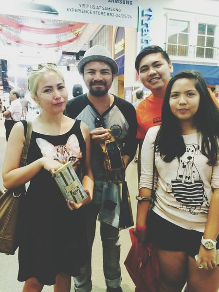 Hi Yeng and Yan Asuncion Newlyweds Lovelycouple