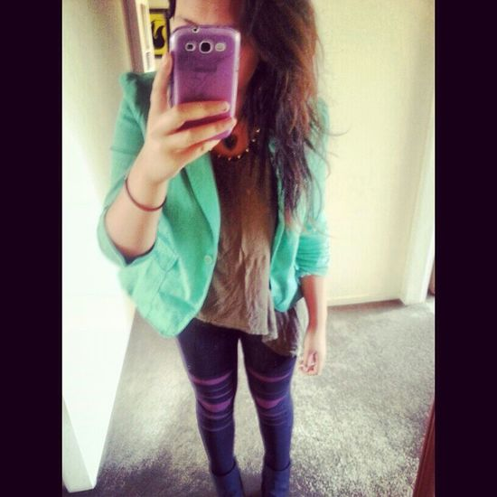 Outfit Of Yesterday