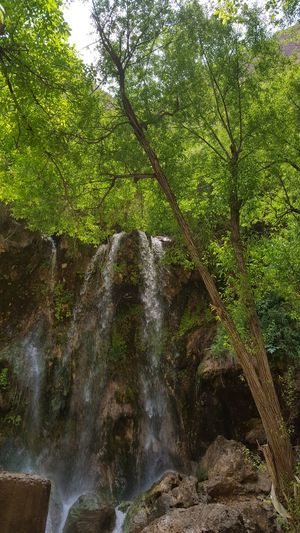 Water Nature Beauty In Nature Outdoors Waterfall Iran Green Color Iran Iranian Travel Travel Photography Traveling The World Adventurer Adventuretime