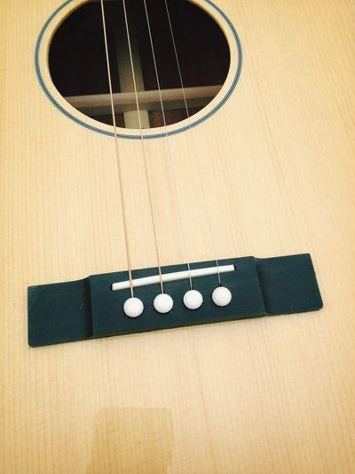 Tenor guitar close up Tenor guitar 4 strings