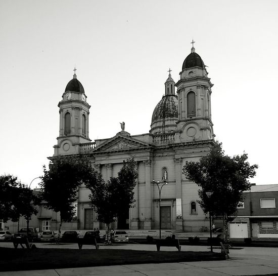 Iglesia Del Rosario Chivilcoy