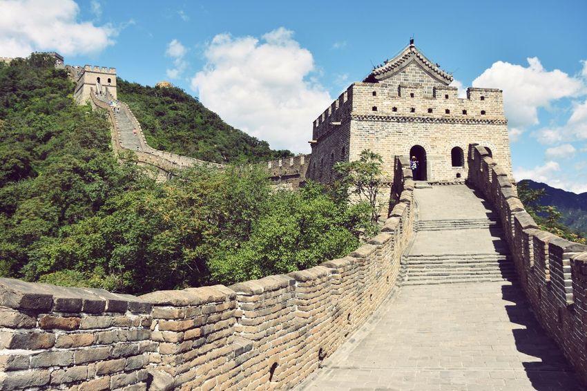 Great Wall of China China Greatwall Beijing