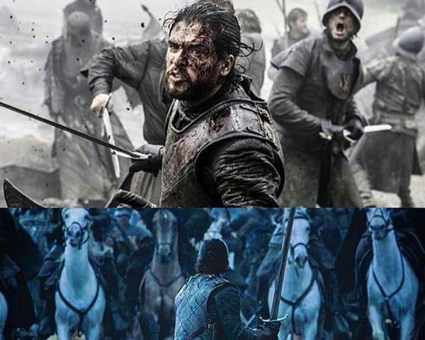 The king in the north JonSnow Gameofthrones Check This Out Tv Series HBO My Hero Hello World War