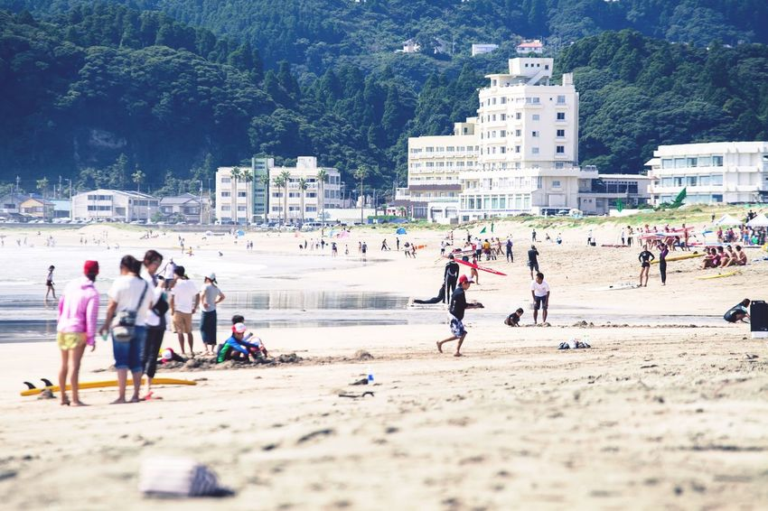 Been There. Beach Day. Chiba,Japan ONJUKU Lifestyles Leisure Activity Day Travel Destinations Outdoors People Nature Beach Life
