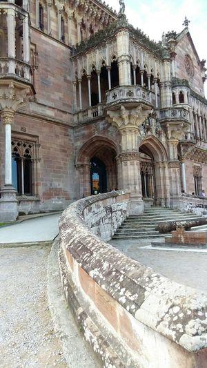 Palace Historic Place architecture
