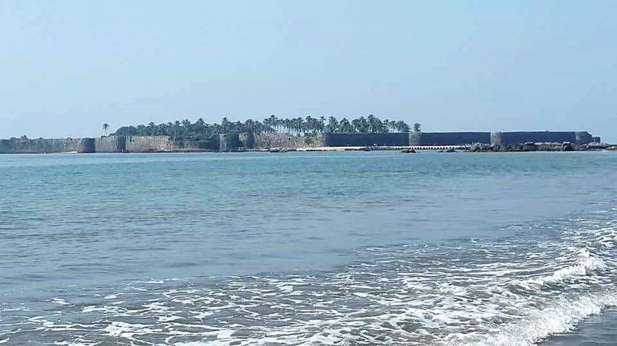 Sindhudurg Fort Tarkarlibeach Beachphotography Life Is A Beach Waves, Ocean, Nature Beach Waves Ocean Waves