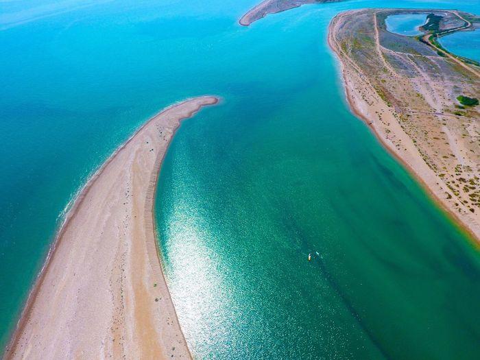 Summer Holiday Beach Photography Drone  Beach Dronephotography Dji Phantom Pagham Bognor Regis Sussex