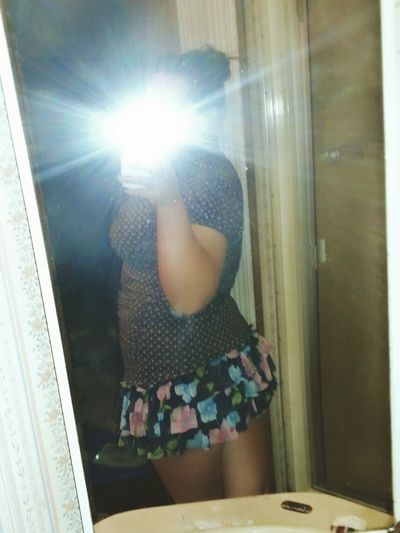 CuteNewOutfit Skirt Confidence  Girl Newtothis Feeling Pretty❤ Mirrorselfie