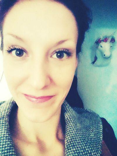 Unicorn Head ♡ Flower Fairies Peace And Love ✌❤