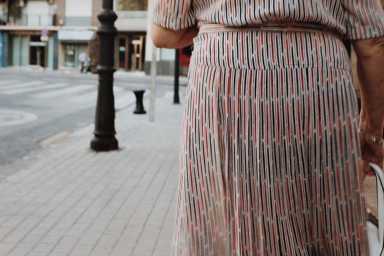 Untold Stories My City València Streetphotography Old Lady Walking Open Edit Dress People The Week On EyeEm Editor's Picks