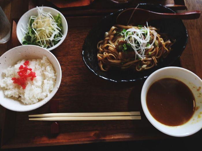 ブッチャー 桜川 Bowl Food Food And Drink Freshness Healthy Eating Table Serving Size Noodles Ready-to-eat Soup Indoors  No People Plate Meal Bean Sprout Chopsticks Close-up Day
