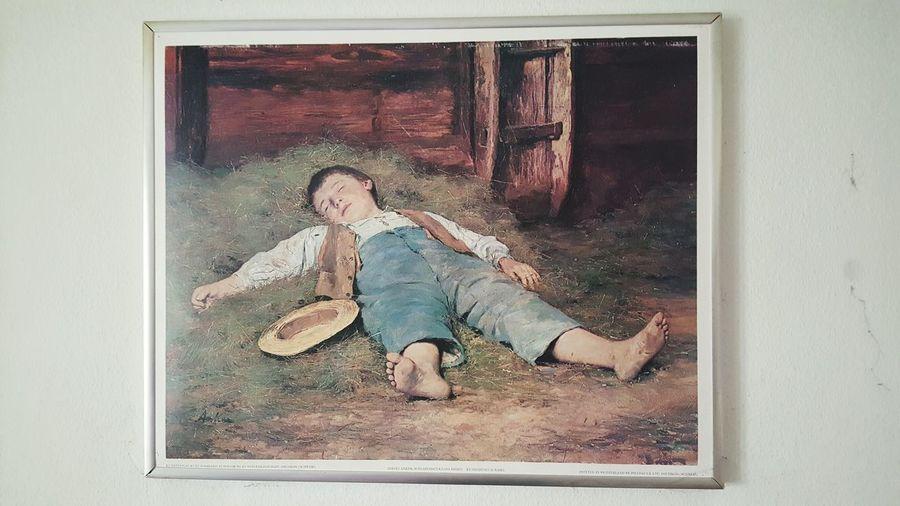 Full length portrait of boy