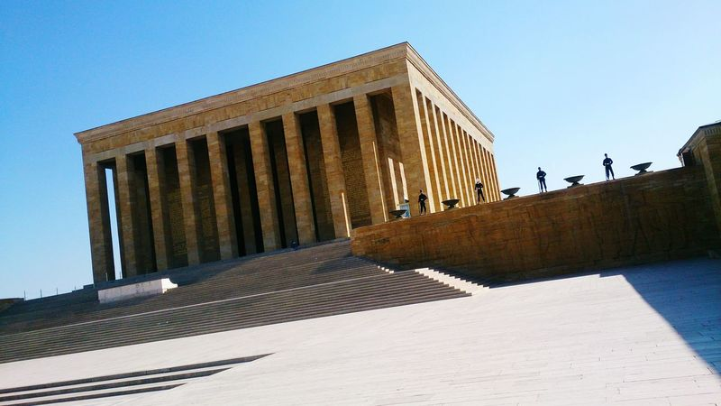 History Museum No People Anıtkabir Anitkabir Museum MustafaKemalAtatürk Atatürk Ankara 1881-193∞ ❤❤❤ The Week On EyeEm EyeEmNewHere EyeEm Best Shots EyeEm Turkey