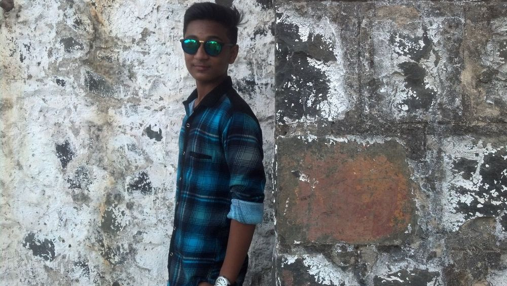 Vedant Sunglasses Looking At Camera Portrait One Person Standing Childhood Day Young Adult Real People People Eyeglasses  Children Only One Boy Only Adult Outdoors Close-up Vedanthangal First Eyeem Photo