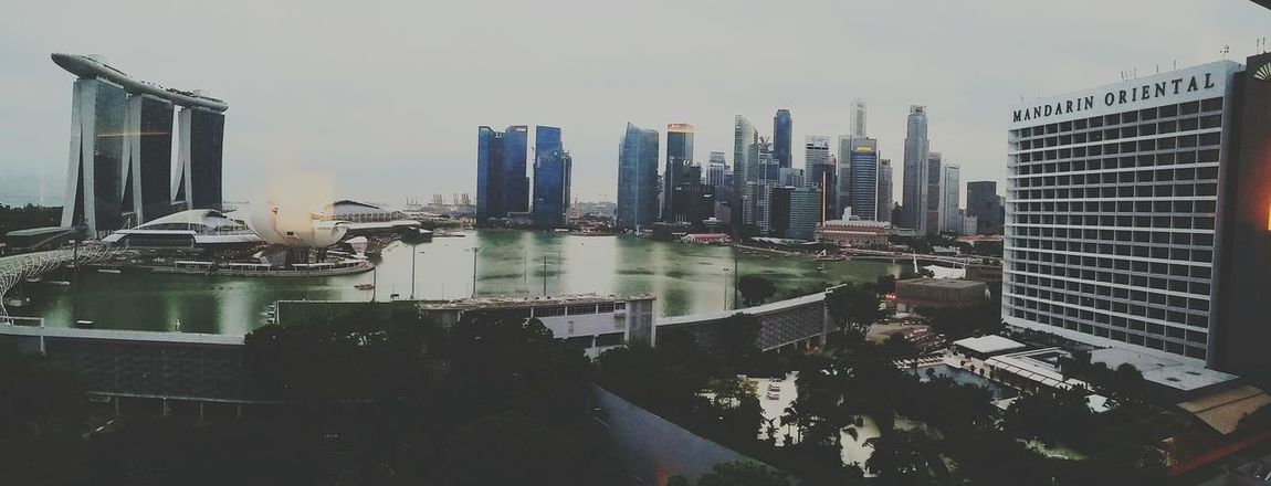 Hotel View Scenery Gaze Highrisebuilding Singaporeriver First Eyeem Photo