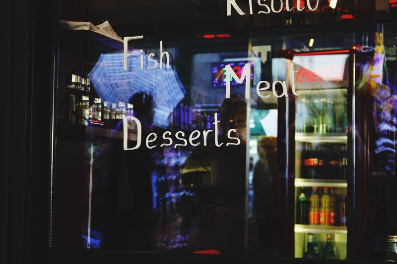 Text Western Script Communication Night Store Window Illuminated Store Neon Open Sign Indoors  Real People Architecture Building Exterior Store Reflection Groceries Flesh Fish Meat Streetphotography Street Photography Outdoor Photography The Great Outdoors - 2017 EyeEm Awards The Street Photographer - 2017 EyeEm Awards The Great Outdoors - 2017 EyeEm Awards The Week On EyeEm Your Ticket To Europe Been There. Discover Berlin