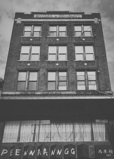 Architecture Blackandwhite Philadelphia