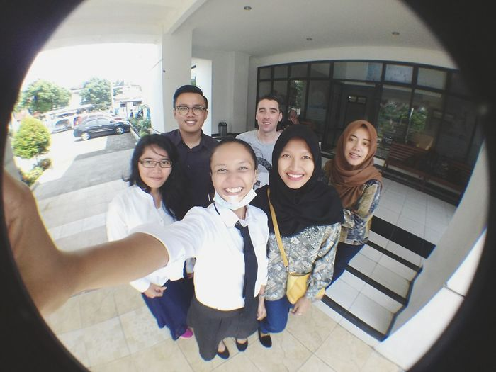 Quality Time people Graduation student
