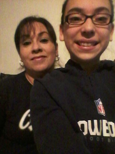Me And My Momma!!