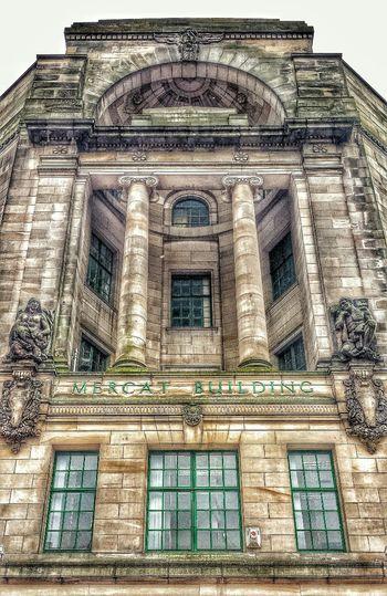 Lunchwalk Buildings