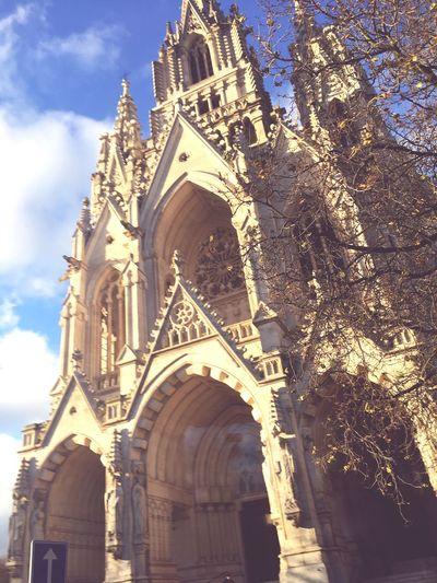 Bruxelles Brussels Belgium City Catedral