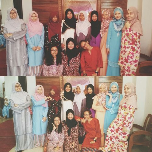 throwback, open house at wan's