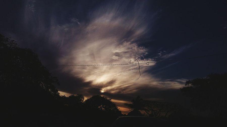 A sky lover.