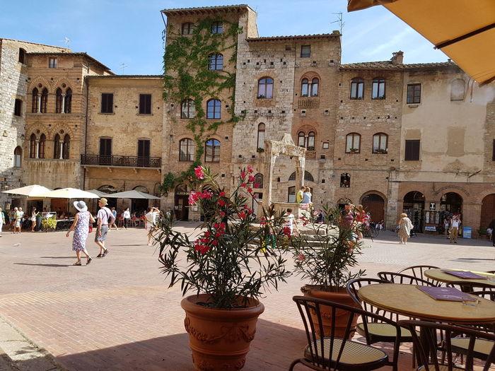 San Gimignano -