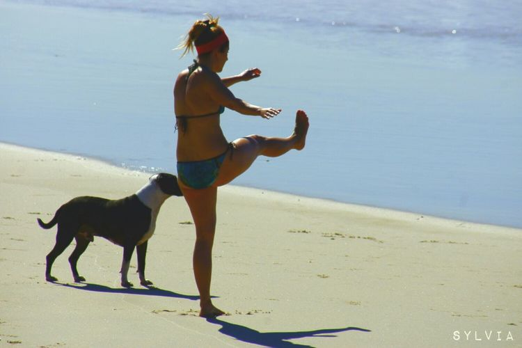 """I call this one """"Yoga Girl"""" lol Color Portrait Taking Photos Randompeople Today's Hot Look"""