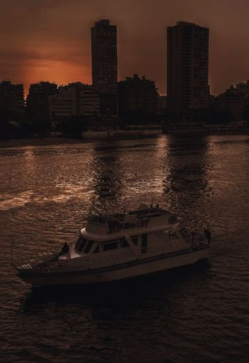 Sunset River Outdoors Nile Boats b Photo Photoshoot Photographer Photo Of The Day PhonePhotography Photo♡ Photographylovers First Eyeem Photo