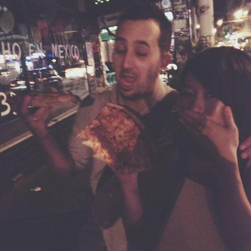 Big Pizza Slice