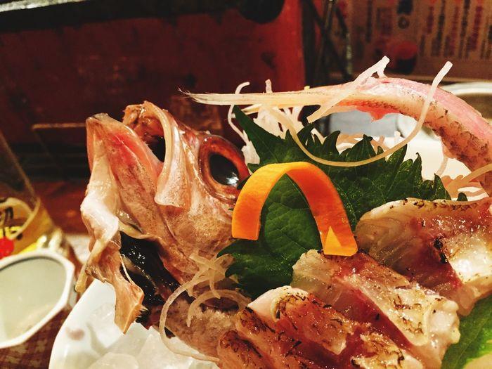 Enjoying Life Food Fish Yammy!!