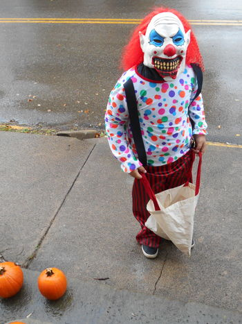 Halloween Trick-or-Treat Costumes #EyeEmTrickOrTreat Halloween Halloween 2017 Halloween Costumes Halloween EyeEm Susan A. Case Sabir Trick Or Treat Trick Or Treating Unrecognizable People Unretouched Photography Creative Creativity Has No Rules Day Multi Colored Outdoors Scary