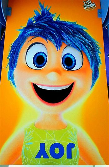 Joy Inside Out Sign Pixar/disney Pixar  Disney Pixarmovies Signs Signs Everywhere Signs Pixarporn Disney / Pixar Disneymovies Signs SignsSignsAndMoreSigns Signs_collection Signs, Signs, & More Signs Faces Movie Poster MOVIE Smiley :) Smile :) Smile (: Signage Signporn Signs & More Signs Illuminated Signs