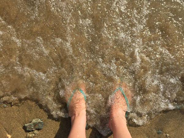 Feeling ❤️ Myfeet Feets Feeling Thankful Sea_collection Sea EyeEm Best Shots No Edit/no Filter Eye4photography  EyeEmBestPics