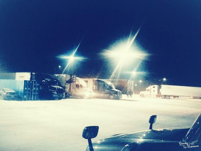 Taking Photos Truckerslife Colorado Snow ❄