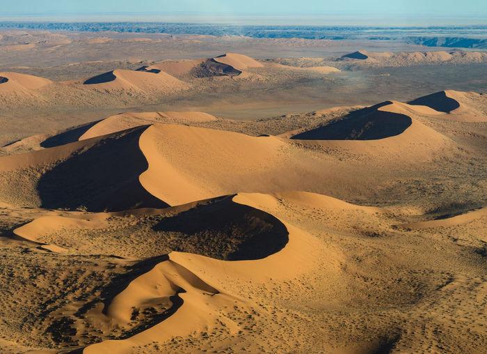 EyeEmNewHere Namib Desert Namib Dunes Namibia Desert Landscape Nature Sand Sand Dune Scenic Landscapes